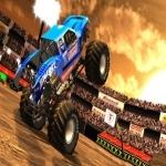MONSTER TRUCK DESSERT RACING GAME 3D 2019